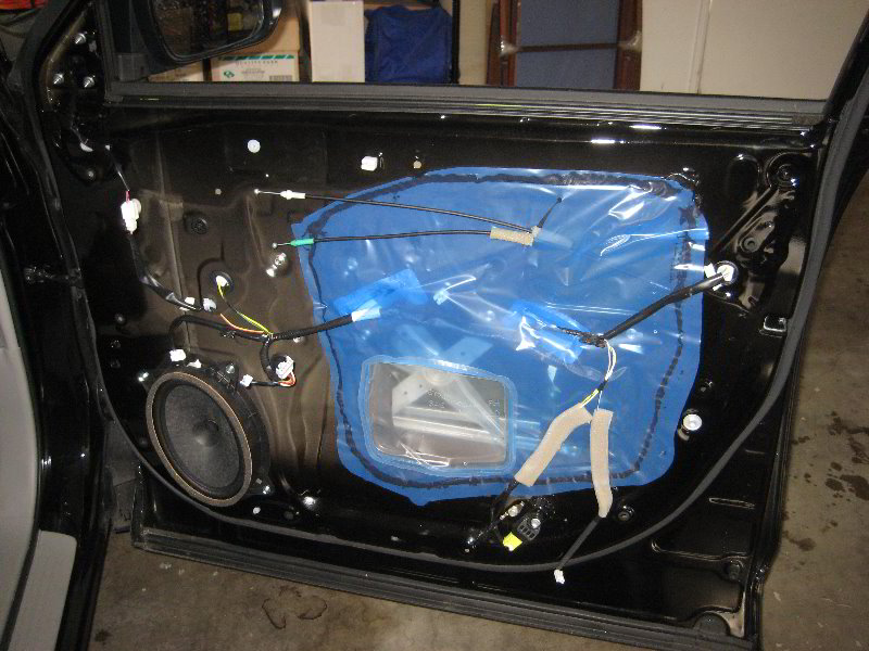 Toyota Highlander Interior Door Panel Removal Guide 028