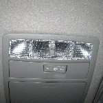 Toyota Highlander Map Light Bulbs Replacement Guide