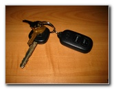 Toyota Corolla Key Fob Battery Replacement Guide