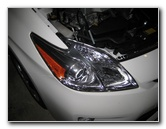 Toyota Prius Headlight Bulbs Replacement Guide 001