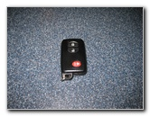 Toyota Prius Smart Key Fob Battery Replacement Guide