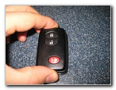 Toyota Prius Smart Key Fob Battery Replacement Guide ...