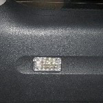 Toyota RAV4 Cargo Area Light Bulb Replacement Guide