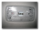 Toyota Rav4 Dome Light Bulb Replacement Guide 2006 To