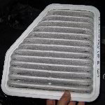 Toyota RAV4 2.5L I4 Engine Air Filter Replacement Guide