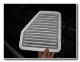 Toyota RAV4 Engine Air Filter Replacement Guide