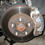 Toyota RAV4 Front Brake Pads Replacement Guide