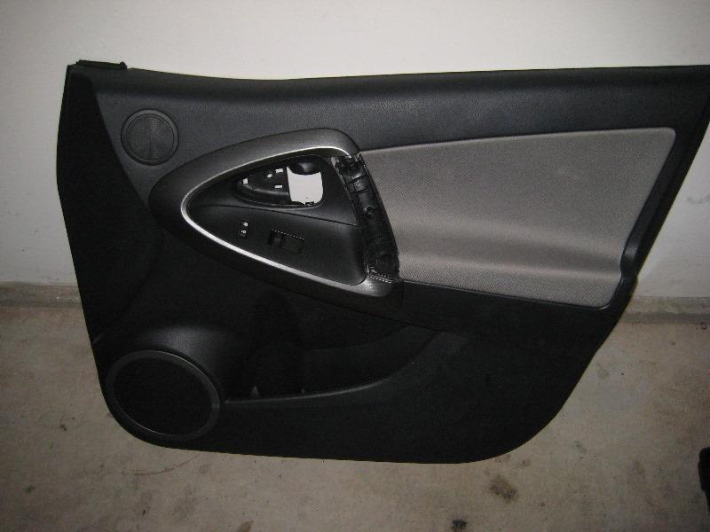 Toyota Rav4 Interior Door Panel Removal Guide 019