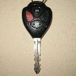 Toyota RAV4 Key Fob Battery Replacement Guide