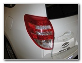 Toyota RAV4 Tail Light Bulbs Replacement Guide