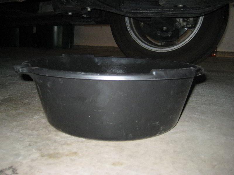 Toyota Sienna 2gr Fe V6 Engine Oil Change Guide 008