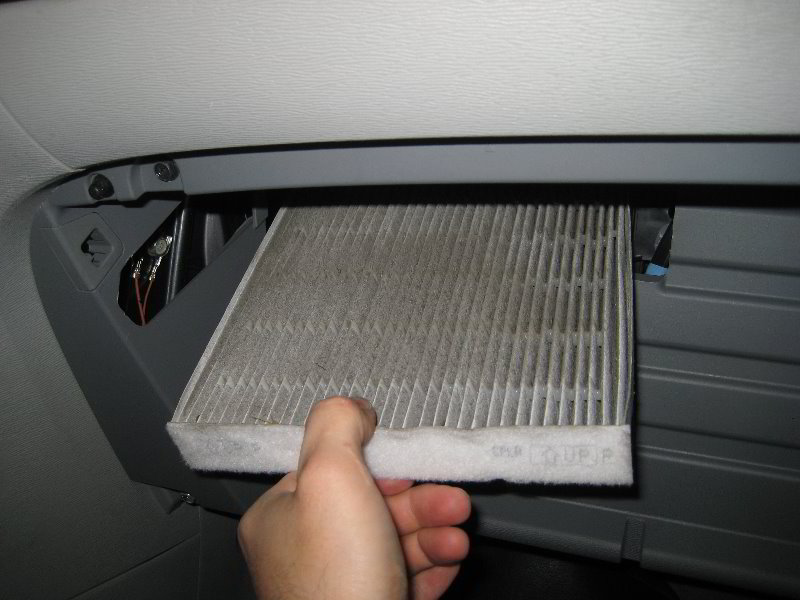 2006 toyota sienna air filter