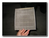 Toyota Sienna Cabin Air Filter Replacement Guide