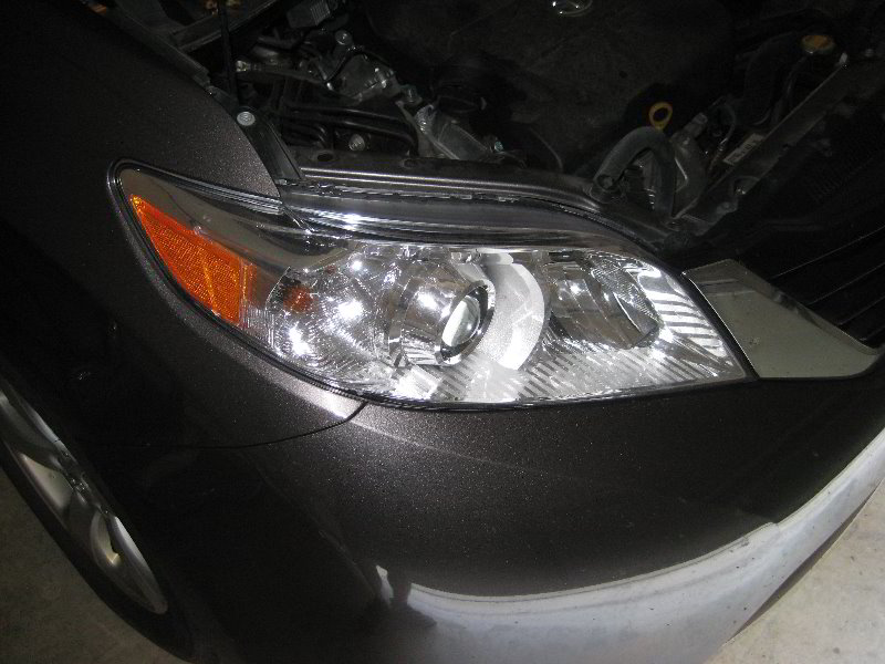 how to replace headlight bulb in toyota scion 2014 html