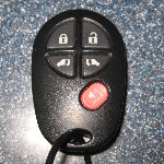 Toyota Sienna Key Fob Battery Replacement Guide