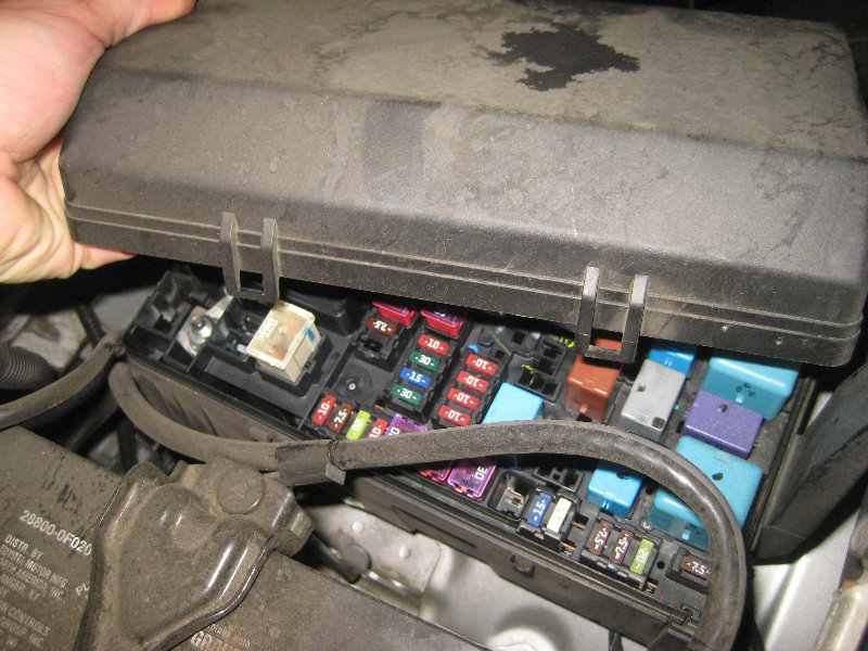 2005 2015 Toyota Tacoma Electrical Fuse Replacement Guide 017