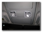 2005-2015 Toyota Tacoma Map Light Bulbs Replacement Guide