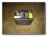 2012-2016 Toyota Yaris 12 Volt Automotive Battery Replacement Guide