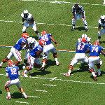 UF Gators Vs. USF Bulls 9-11-10