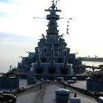 U.S.S. Alabama BB-60 Battleship Museum