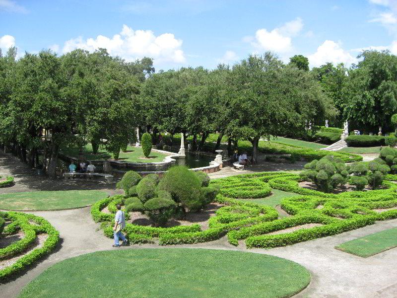 Vizcaya Museum Gardens Miami Florida 043
