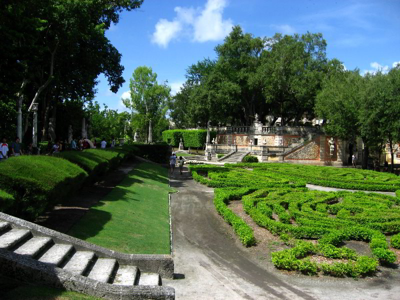 Vizcaya Museum Gardens Miami Florida 049