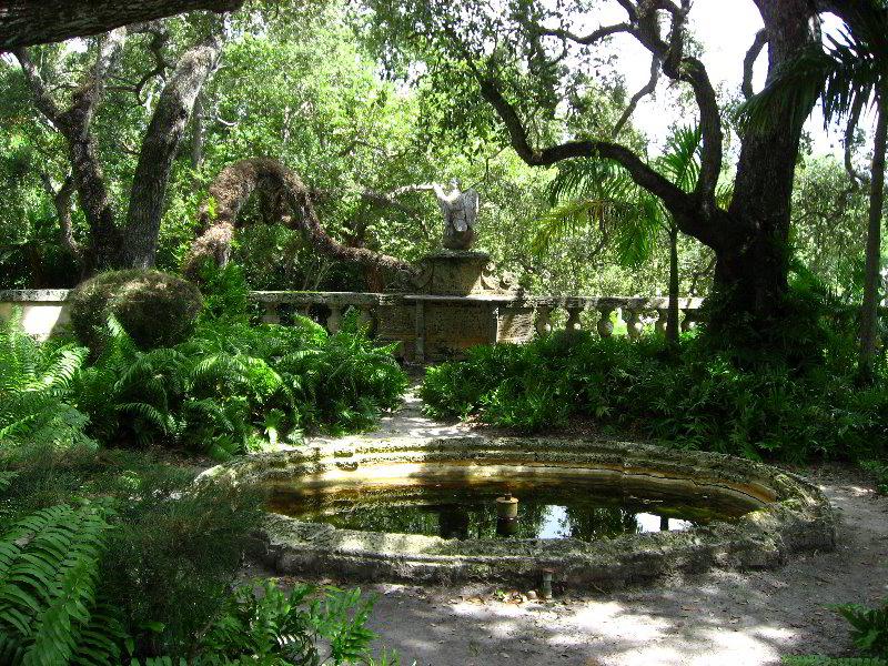 Vizcaya Museum Gardens Miami Florida 085