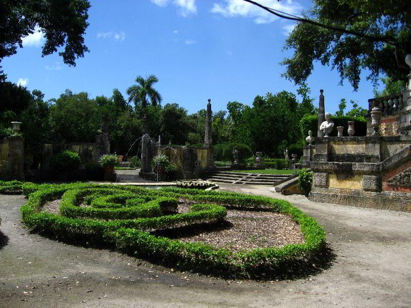 Vizcaya Museum Gardens Miami Florida 095