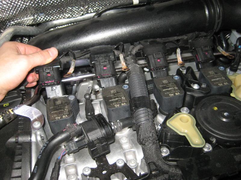 Vw Beetle Tsi Turbocharged I4 Engine Spark Plugs