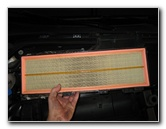 VW Jetta 2.5L I5 Engine Air Filter Replacement Guide