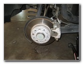 VW Jetta Rear Disc Brake Pads Replacement Guide