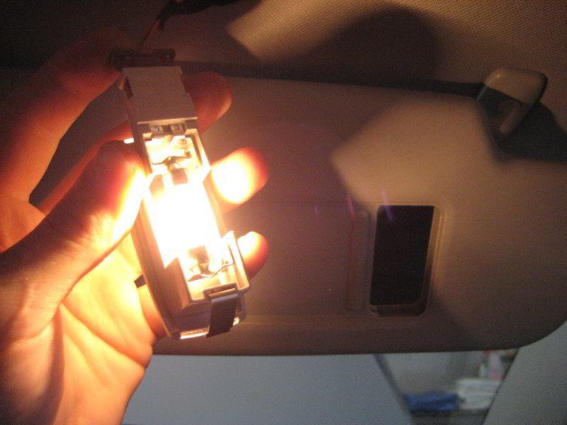 Vanity Light Upgrade : 2016 Vw Jetta Autos Post