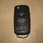 2012-2015 Volkswagen Passat Key Fob Battery Replacement Guide