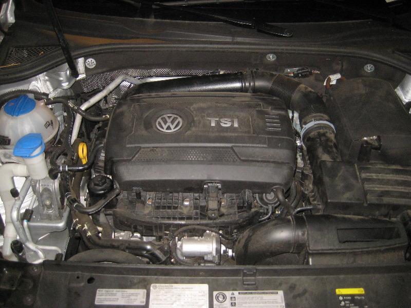 2014 2016 vw passat tsi engine oil change filter for When to change motor oil