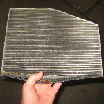 2009-2017 Volkswagen Tiguan A/C Cabin Air Filter Replacement Guide
