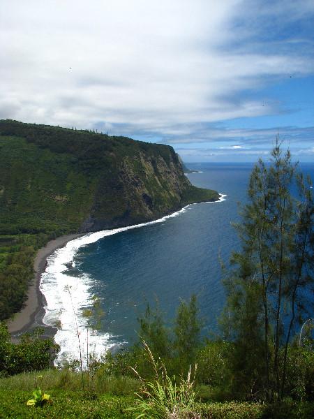 Waipio Valley Lookout Big Island Hawaii