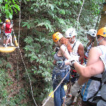 Waterfalls Canopy Tour - Jaco Beach, Costa Rica
