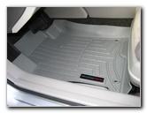 WeatherTech FloorLiner Rubber Car Mats Review