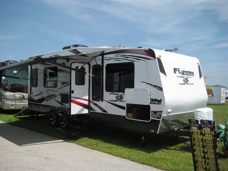 West Palm Beach Summer Rv Show South Florida Fairgrounds 087